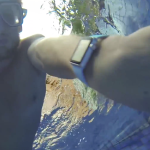 apple watch acqua