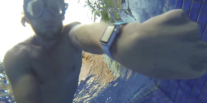 Apple Watch resistente all'acqua