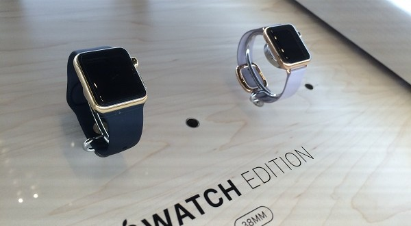 Apple Watch: aggiornamento software 1.0.1